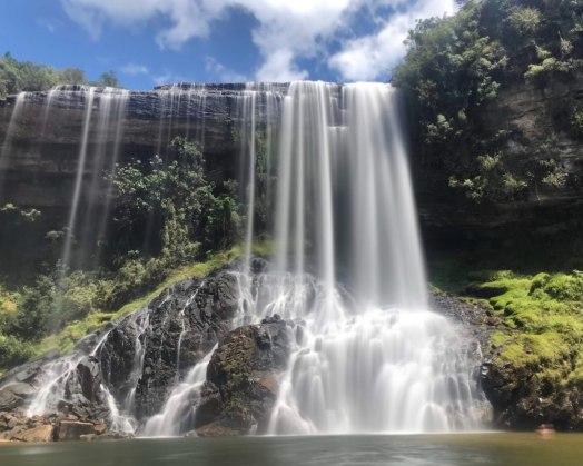 viagens baratas_cachoeira véu da noiva_pr