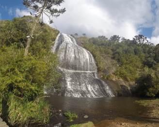 Cachoeira Véu da Noiva em Urubici